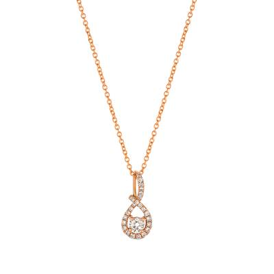 14K Strawberry Gold® Pendant | ASNG 3