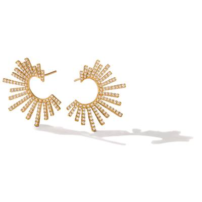 14K Honey Gold™ Earrings | ASNU 36