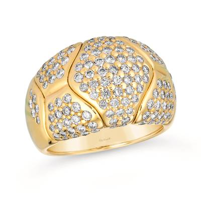 18K Strawberry Gold® Ring | DAAA 81