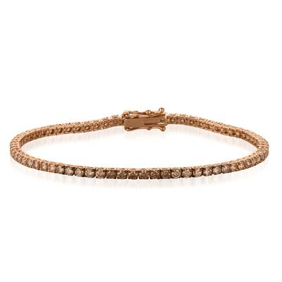 14K Strawberry Gold® Bracelet | DEKI 157A