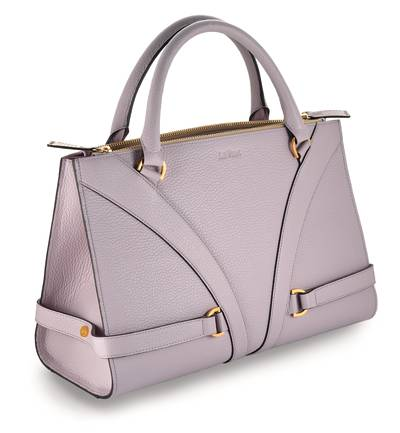 Gladiator HandbagÖ - Cotton Candy Pebbled Leather | LBGLA1011ROS
