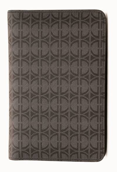 Le Vian Mens Collection - Grey/Black IPhone Holder | LMCLA0036GRY