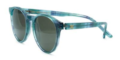 Le Vian« Costa Smeralda EmeraldsÖ Sunglasses | LSGIT1031GRN