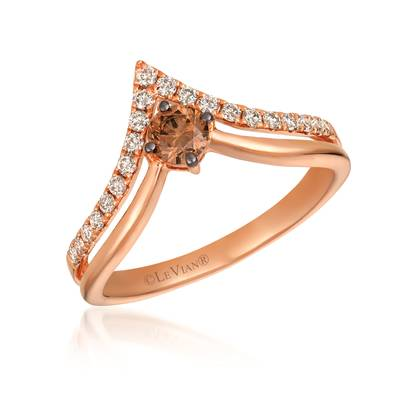 14K Strawberry Gold® Ring | TREN 50
