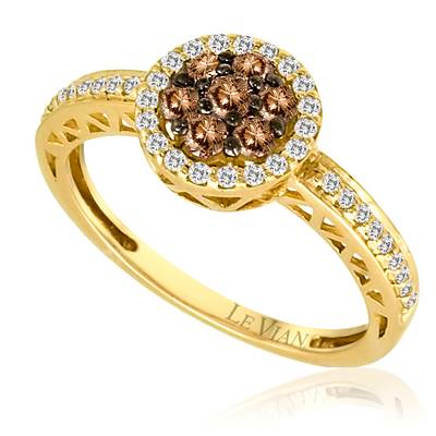 14K Honey Gold™ Ring | WIHF 4