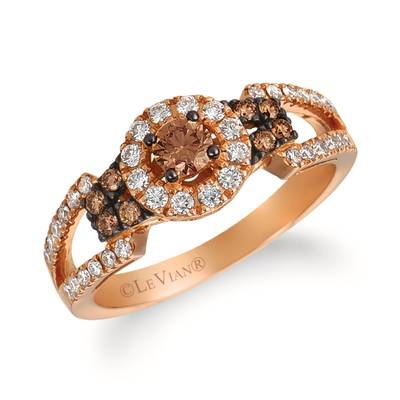14K Strawberry Gold® Ring | WJBA 73