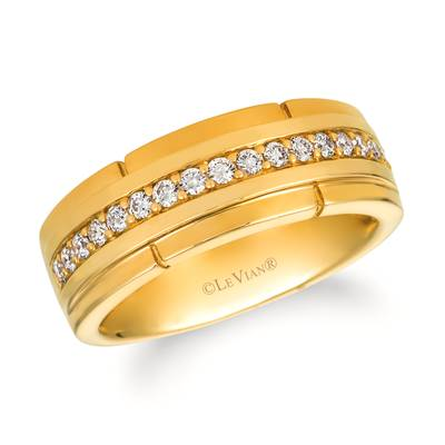 14K Honey Gold™ Ring with Nude Diamonds™ 3/8 cts. | WJIP 67