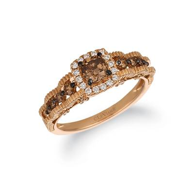 14K Strawberry Gold® Ring | YQYB 14