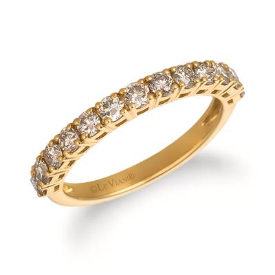 14K Honey Gold™ Ring with Nude Diamonds™ 3/4 cts. | YRCC 1CRE-07