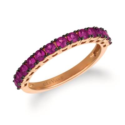 14K Strawberry Gold® Passion Ruby™ 3/4 cts. Ring | YRCC 1RUB-07