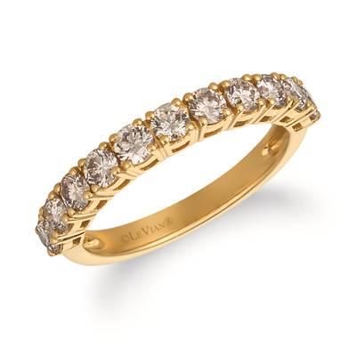 14K Honey Gold™ Ring with Nude Diamonds™ 7/8 cts. | YRCC 2CRE-07