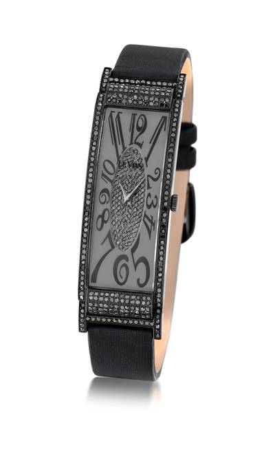 Stainless Steel Watch with Blackberry Diamonds® 2  1/5 cts. | ZAG 195