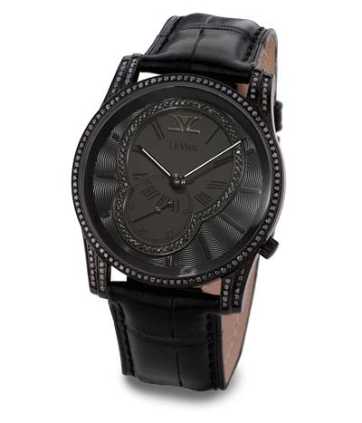Stainless Steel Watch with Blackberry Diamonds® 1  1/2 cts. | ZAG 209