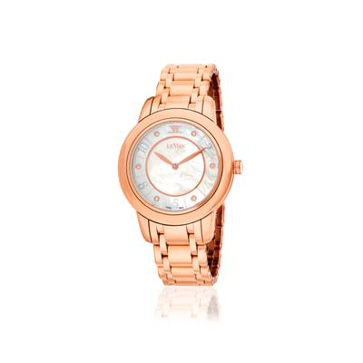 Stainless Steel Watch with Vanilla Diamonds® 1/20 cts. | ZELA 25