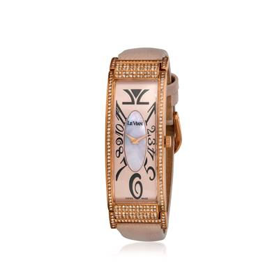 Stainless Steel Watch with Ttlb Nude Diamonds™ 1  5/8 cts. | ZRPA 201